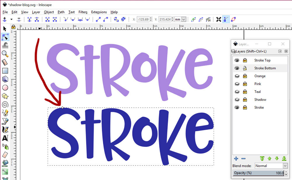 Ask a Font Creator: Adding Shadow and Stroke Vector Effects in
